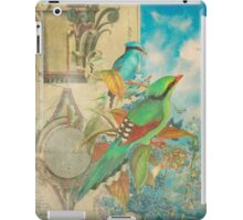 The Birds and The Bees iPad Case/Skin