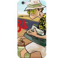 Get Weird...Turn Pro iPhone Case/Skin