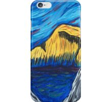 Yellow Mountain iPhone Case/Skin