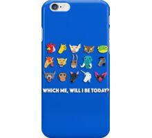 Choose Yourself iPhone Case/Skin