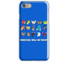 Choose Yourself iPhone Case/Skin