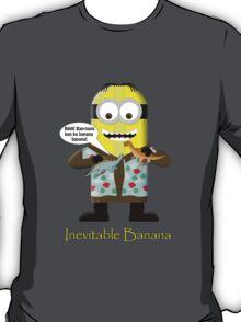 Inevitable Banana (dinos) - Minion T-Shirt