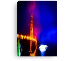 Golden Gate Bridge Fantasy Cruise Canvas Print