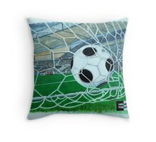 """""""Howay the Lads"""" Throw Pillow"""