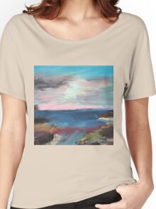 The Seascape Women's Relaxed Fit T-Shirt
