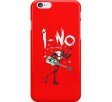 I-no vs the world iPhone Case/Skin