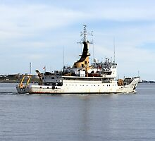 Headed For Sea by HALIFAXPHOTO