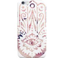 Floral Hamsa iPhone Case/Skin