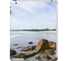 A Trip to the Coast iPad Case/Skin