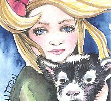 Baa Baa Black Sheep by Kim Whitton