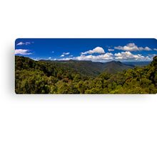 Dorrigo Panorama Canvas Print