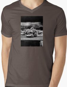 Here's Lookin At You Kid! The Sequel! Mens V-Neck T-Shirt