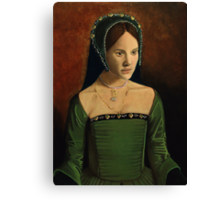 Medieval Girl 2 Canvas Print