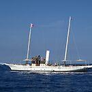 A Gentlemans Yacht  by DeborahDinah