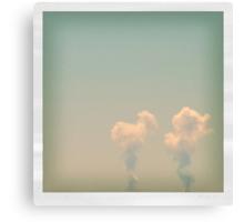 - Nuclear - Canvas Print
