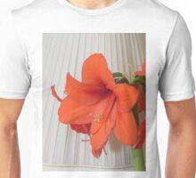 Amarylis Orange Unisex T-Shirt