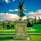 Powerscourt Garden by Peter Dybowski