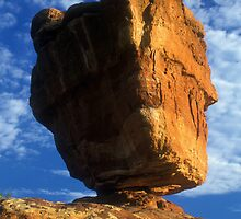 Balanced Rock by James Egbert
