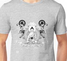 Buddha (Nu Skool Design No Werdz) Unisex T-Shirt