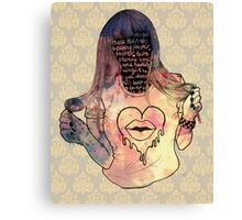 dance to this beat Canvas Print