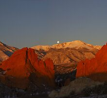 Vista Garden of the Gods by James Egbert