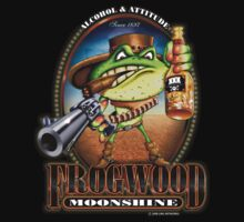 Frogwood Moonshine  by LinkArtworks