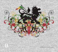 Dubstep Rasta Lion of Judah No Werdz Version by David Avatara