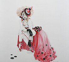 Harlequin Ballerina by Susan1720