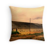 Port Of Port Lincoln Throw Pillow