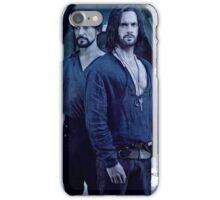 Da Vinci's Demons - Leonardo & Riario iPhone Case/Skin