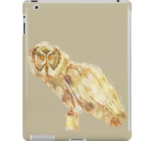 Great Grey Owl iPad Case/Skin