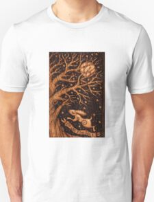 Your heart is free jumping hare Unisex T-Shirt