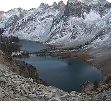 Twin Lakes by pclark