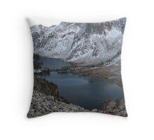 Twin Lakes Throw Pillow