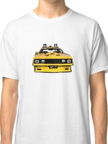 Mad Max pursuit car Classic T-Shirt