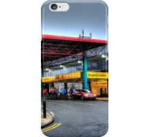 Regent Centre Metro Station iPhone Case/Skin