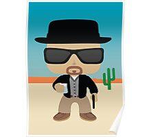 Funko Style Heisenberg Poster