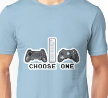 who will you choose Unisex T-Shirt