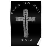 Fear No Evil - Cross #2 Poster
