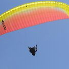 FLYING, PARAGLIDING, PARASHOOT by wingie