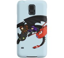 Dorks United Samsung Galaxy Case/Skin