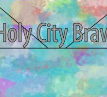Holy City Brawl Sticker