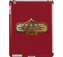 Star Trek: The Wrath of Khan insignia iPad Case/Skin