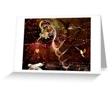 Dreams of Children Greeting Card