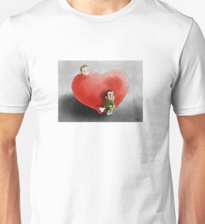 Valentine's waiting Unisex T-Shirt