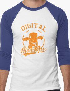 Pepper Breathe Men's Baseball ¾ T-Shirt