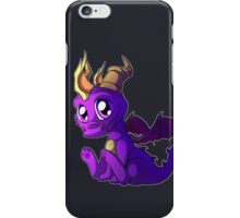 Chibi Spyro iPhone Case/Skin