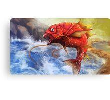 Magikarp used Splash Canvas Print