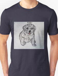 Puppy, Lab, Dog, Animal Unisex T-Shirt