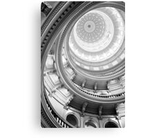 Capital Star Canvas Print